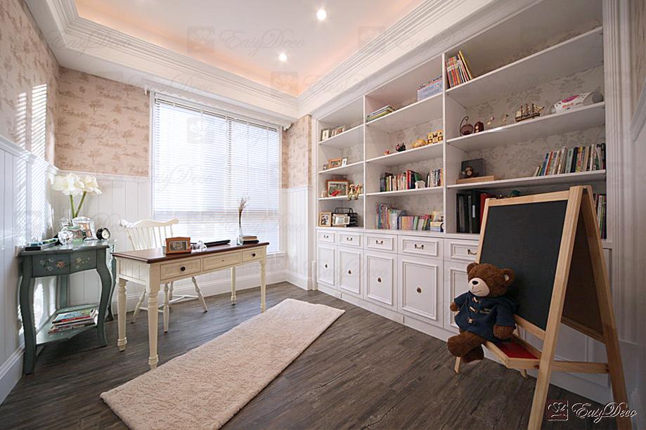3種經典風格的書房設計