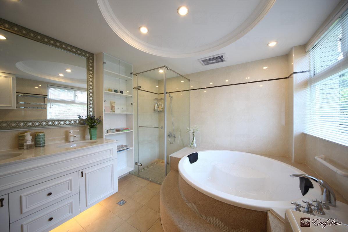 放鬆好時光-適合泡澡的3種浴室設計